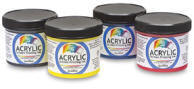Acrylic Paint Starter Kit